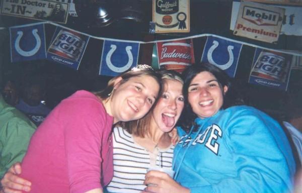 Crazy Purdue Girls