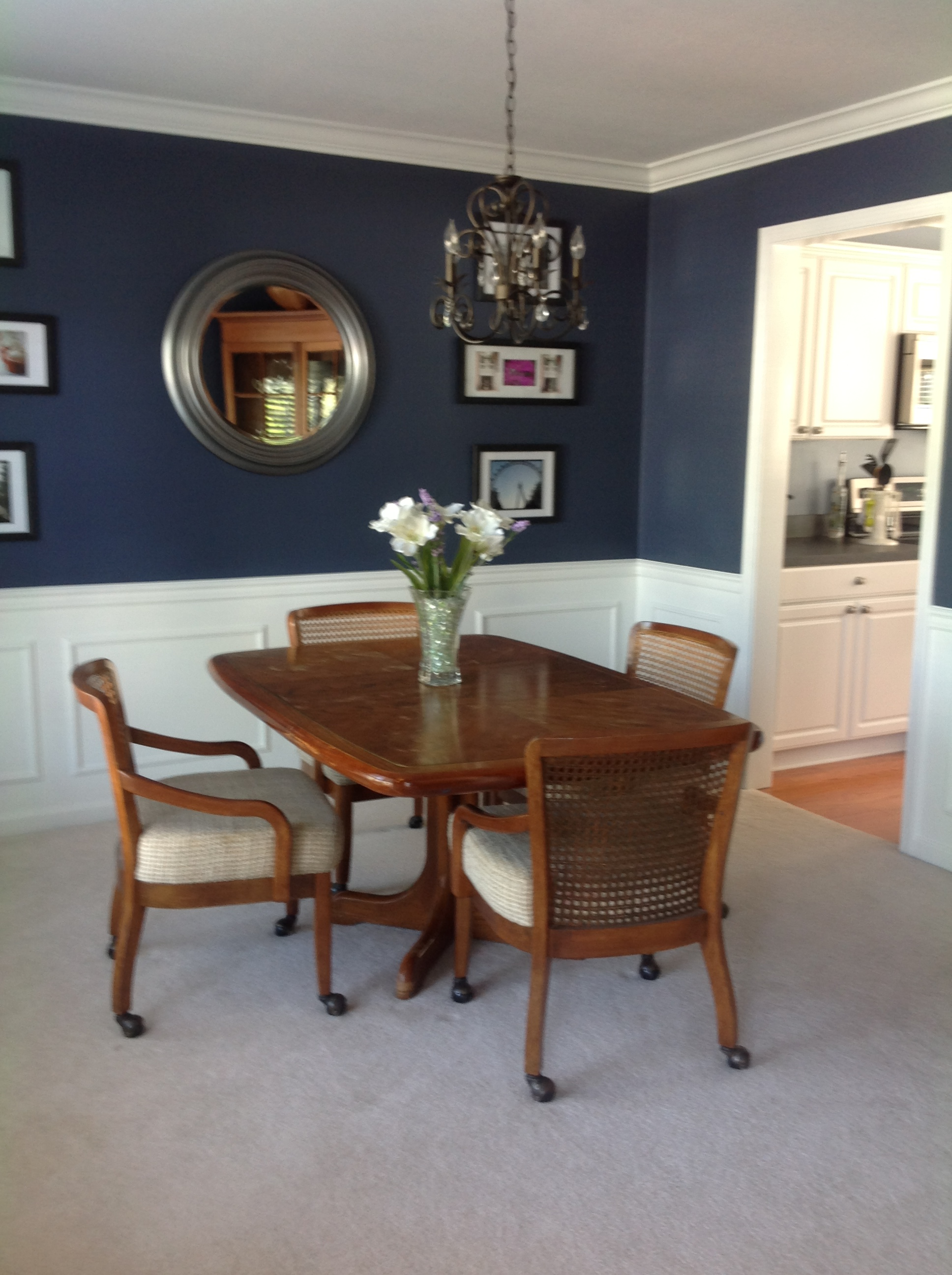 Nautical Dining Rooms On Pinterest